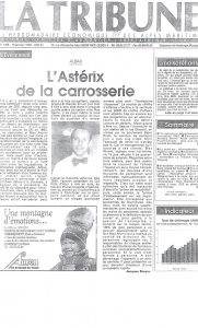 Latribune - Max Alunni, l'Astérix de la carrosserie