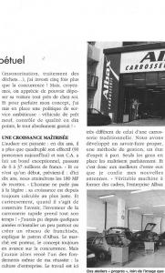 Cote - Albax : Le mouvement perpétuel