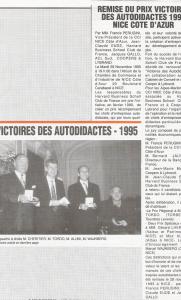 Indépendant Côte d\'Azur - Max Alunni : Victoire des autodidactes