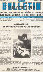 L\\\'Avenir Côte d\\\'Azur - Max Alunni : Se différencier pour réussir