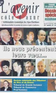L\'Avenir Côte d\'Azur - Max Alunni, PDG d\'Albax