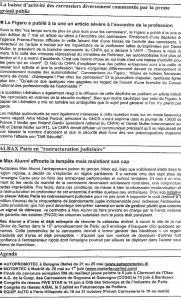 Journal Automobile - Albax Paris en \\