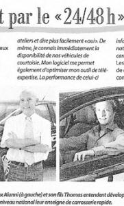 L'argus de l'automobile - Paris séduit par le 24/48h