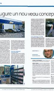 Le journal de L\'automobile - Albax Fréjus inaugure un nouveau concept
