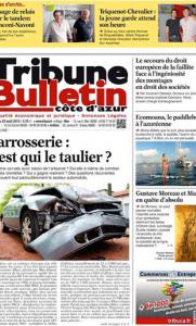 La Tribune - Carrosserie Albax : c'est qui le taulier