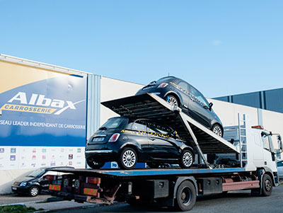 Towing Albax